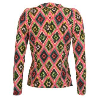 ML Collections blazer 21646 Fuchsia chez Penninkhof.fr