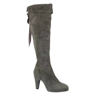 Luca Mode Stiefel Luca Mode cam. 858 taupe NATALY